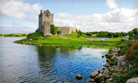 ireland bed breakfast vacation with airfare deal of the day groupon