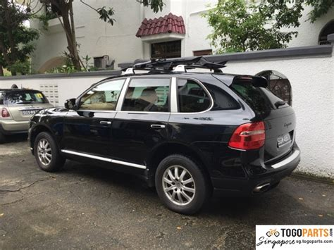 Bike Rack For Porsche Cayenne by Roof Rack And Bike Carrier For Porsche Cayenne For Sale Bike Racks Panniers Singapore