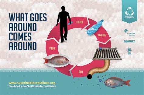 what goes around comes around sustainable coastlines