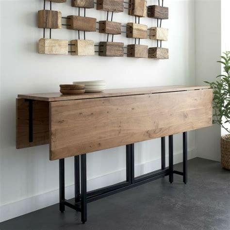 table pour petit espace 1478 les 25 meilleures id 233 es concernant table pliante sur