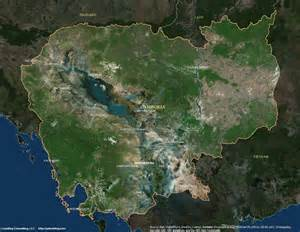 satellite map cambodia satellite maps leaddog consulting