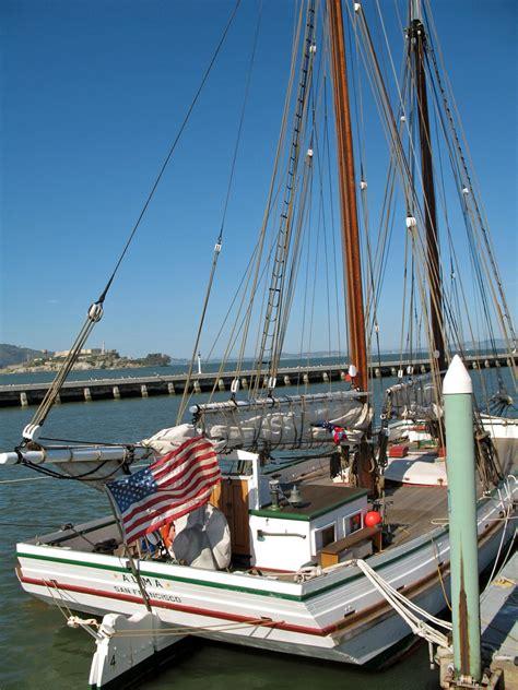 scow schooner alma file alma scow schooner san francisco 1 jpg wikimedia