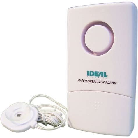 ideal security flood water and overflow alarm sk606 the