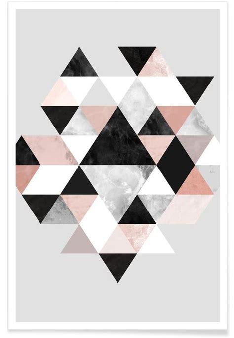 Wallpaper Home Decor Modern graphic 202 as premium poster by mareike b 246 hmer juniqe