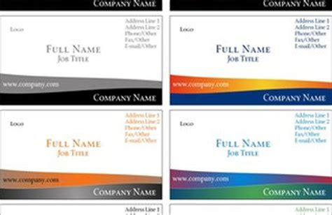 how to make a name card how to make your own business card design chron