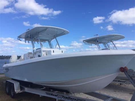 bluewater boats tequesta 2017 bluewater 2550 cc 25 foot 2017 boat in tequesta fl