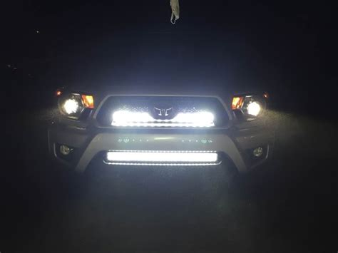 Affordable Led Light Bars Cali Raised Led Lighting Great Affordable Led Bars And Pods Page 31 Tacoma World