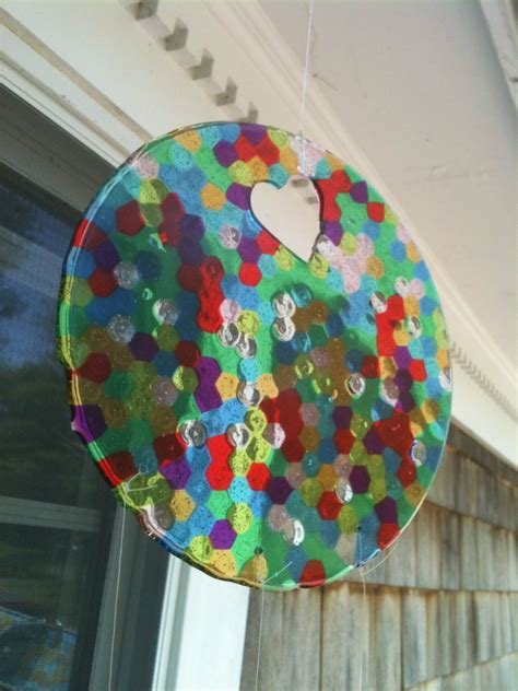 how to make suncatchers with plastic bead dazzle me a sun catcher iphone pics catcher and