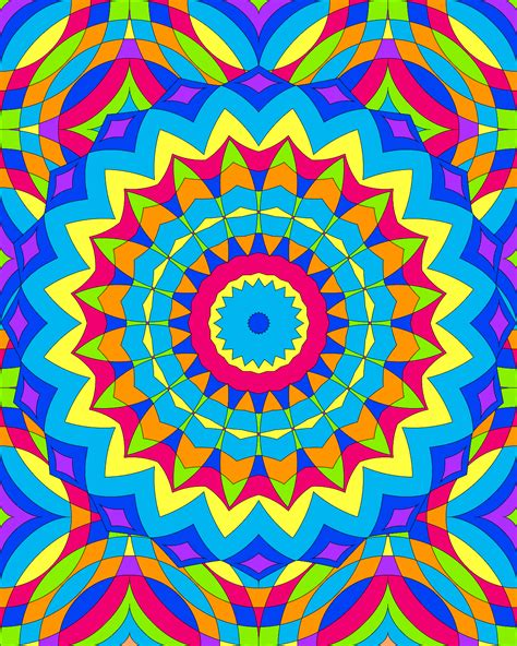 colorful designs and patterns don t eat the paste mandala design to color 12 04 11