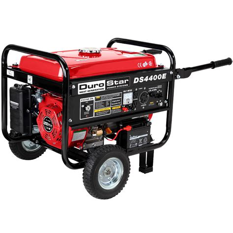 durostar ds4400e 4400 watt portable electric start