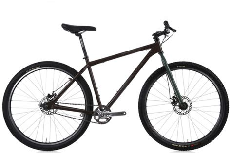 redline steel 2007 redline monocog 29er mountain bike 19 quot large steel