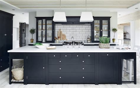 Painted Kitchen Cabinets by Bridgewater Interiors Kitchens