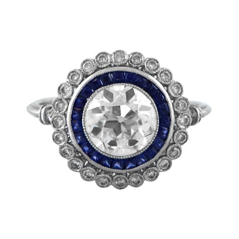 Wedding Rings With Sapphires And Diamonds by Wedding Ring With Sapphires And Diamonds Minimalist
