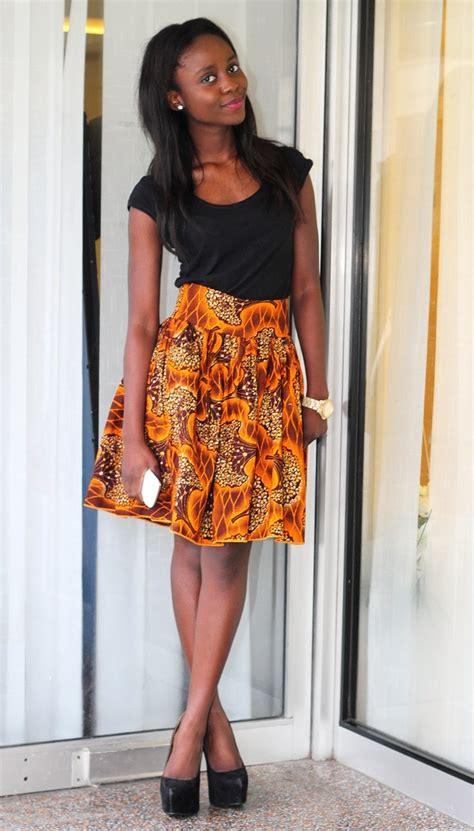 image for ankra skater dress style 1000 images about women ankara kitenge african print