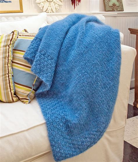 2 ply knitting patterns lush mohair throw 2 ply and mohair