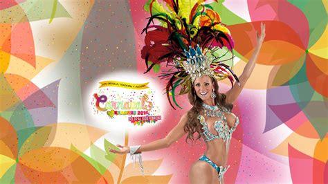 mi primer carnaval de primer gran desfile de carnaval 2016 youtube
