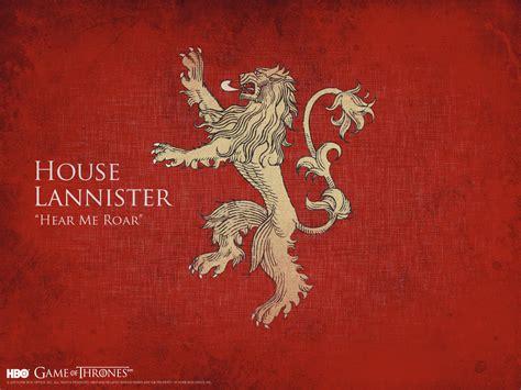 house lannister of thrones wallpaper 21729439