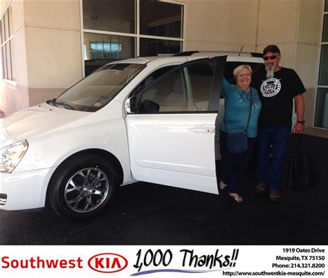 Southwest Kia In Mesquite Happy Birthday To Caren Pankonien From Clinton Miller And