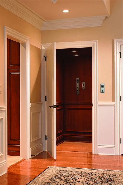 residential elevator accessible systems