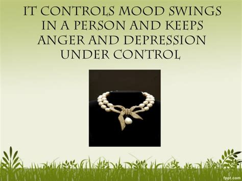mood swings depression anxiety anger pearl gemstone and the planet moon