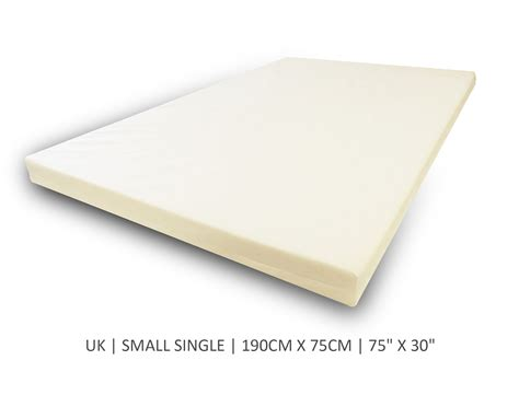 Replacement Cover For Memory Foam Mattress Topper uk small single mattress topper replacement covers