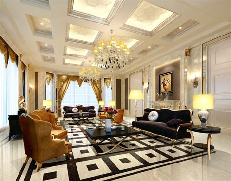 European Interior Design Fascinating European Living Room Ceiling Design