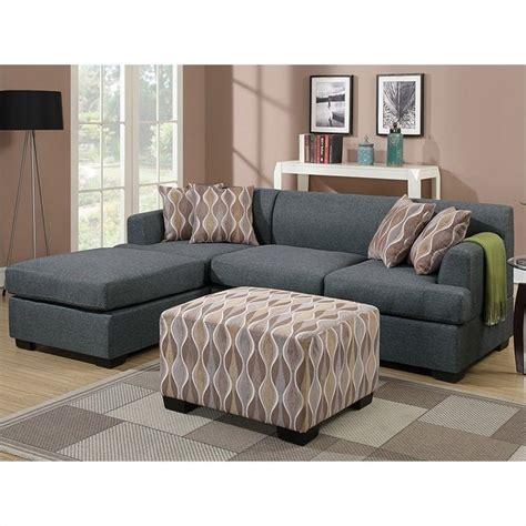 gray blue sofa blue gray sectional sofa blue grey blended linen l shape