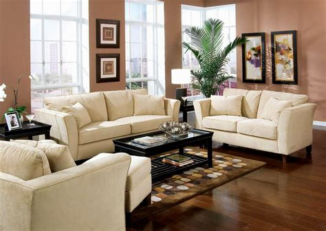 Fabric Shack Home Decor cream color sofa living room ideas with cream leather sofa