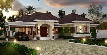 Bungalows Design Amazing Bungalow In Kerala Only Cost 92 000 To Construct