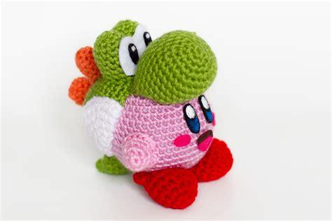 amigurumi kirby pattern crochet yoshi kirby amigurumi kirby s epic yarn and