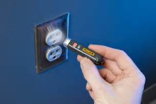 light voltage non contact ac voltage detector fluke lvd1 volt light