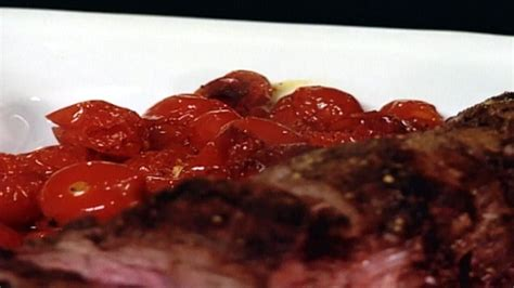 ina garten roasted tomatoes roasted cherry tomatoes recipes food network uk