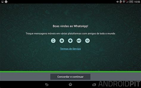 whatsapp for tablets android como instalar o whatsapp em um tablet android androidpit