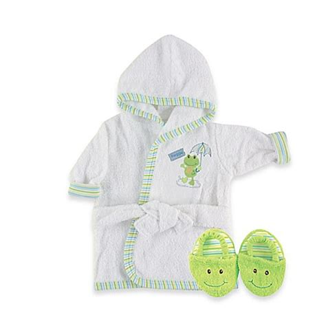 toddler bathrobe and slippers bath robes gt baby vision 174 luvable friends 174 bathrobe and