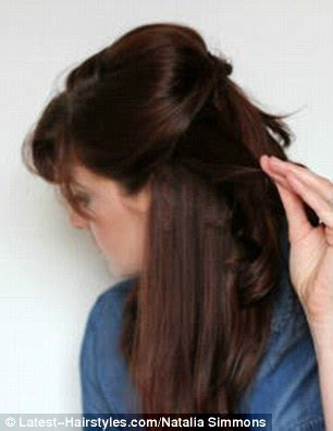 haircuts which is open nearby me right now tutorial to kate middleton s half up hairstyle daily