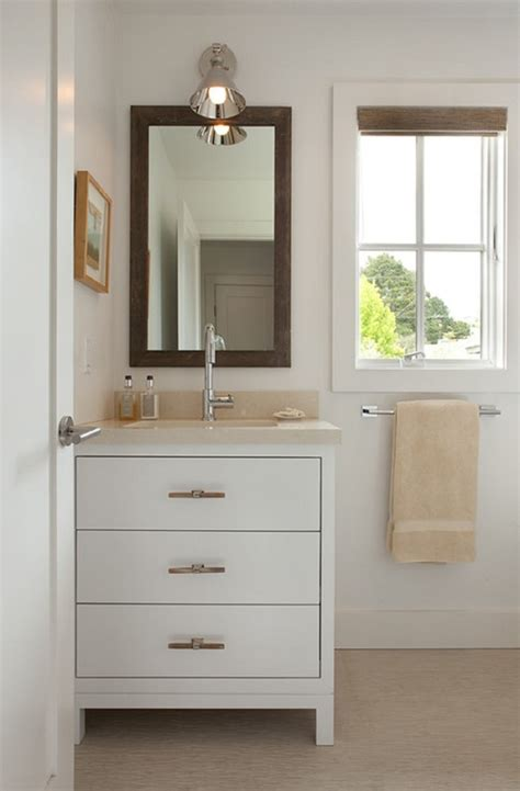 various kinds of small bathroom vanities ideas interior