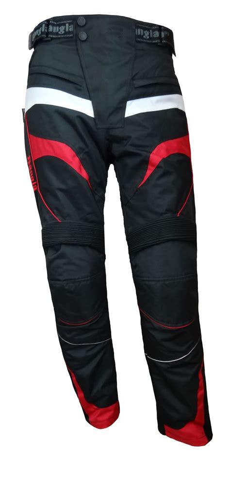Motorradhose Zu Klein bangla motorrad hose motorradhose cordura textil schwarz