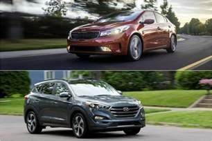 Kia Tucson In May 2017 Kia Outsold Hyundai For The Time