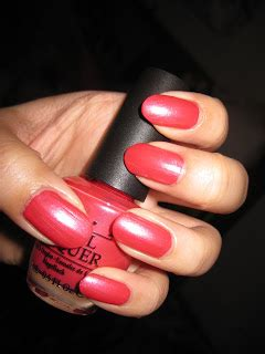 opi; come to poppy   cosmetic taste    makeup & nail polish