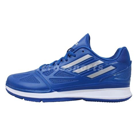 low cut basketball shoes adidas pro smooth lo blue silver 2014 mens basketball