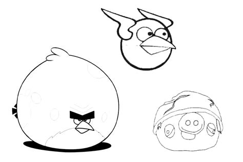 Angry Birds Coloring Pages Overview With Crazy Cool Birds Angry Birds Pigs Coloring Pages