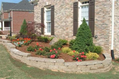 simple garden ideas for backyard front yard landscaping ideas easy to accomplish