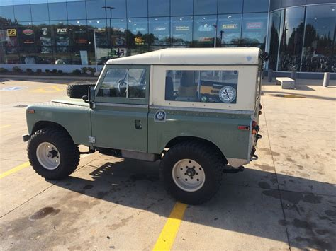 land rover series iii lot shots find of the week land rover series iii