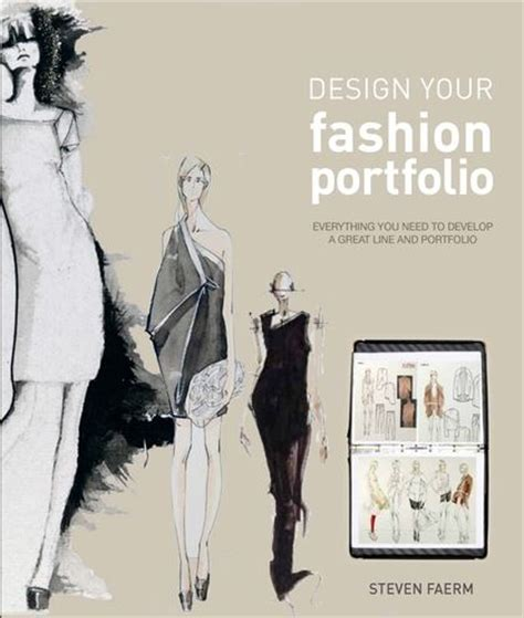fashion design portfolio sles design your fashion portfolio steven faerm a c black