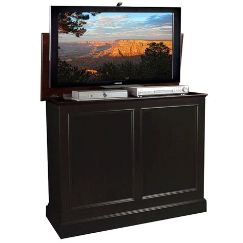 tv lift cabinet carousel series lift for 32 to 46 inch