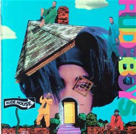 Album Rude Boys Rude House Atlantic Records 7 82401 2 Us 1992