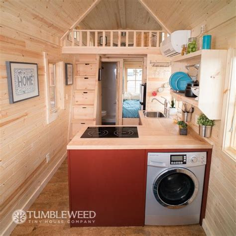 washing machine in bedroom top laundry units for tiny homes tumbleweed houses