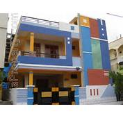Independent House Elevation Hyderabad  Mitula Homes
