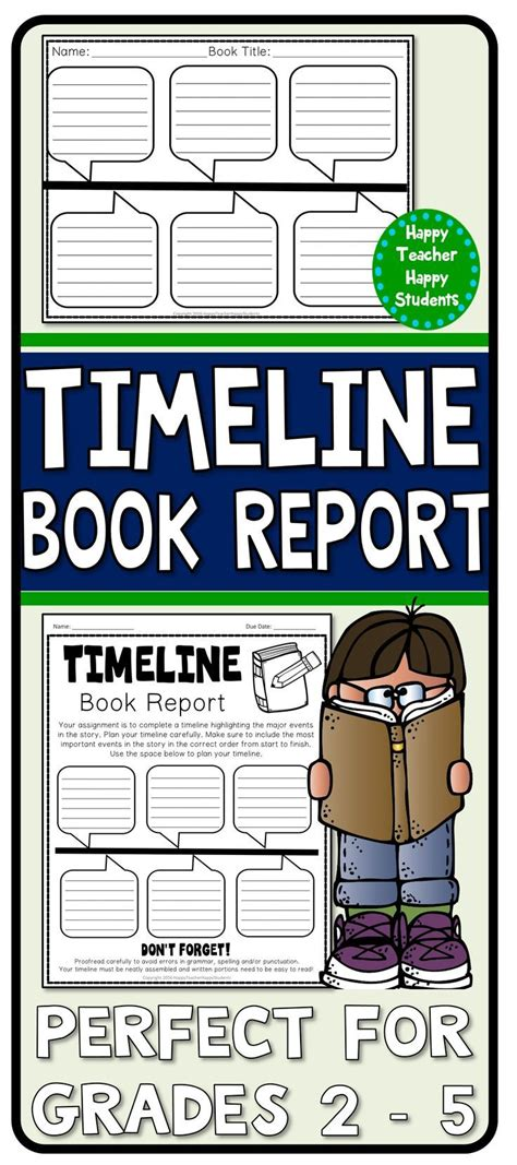 timeline book report 1000 ideas about book report templates on