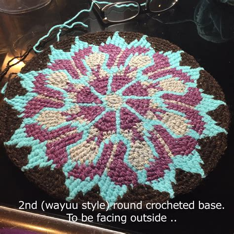 crochet bag base pattern bags tapestry crochet bags how to superseded